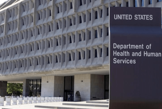 Department of Health of Human Services building