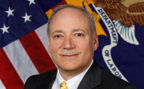 United States Deputy Secretary of Labor Patrick Pizzella