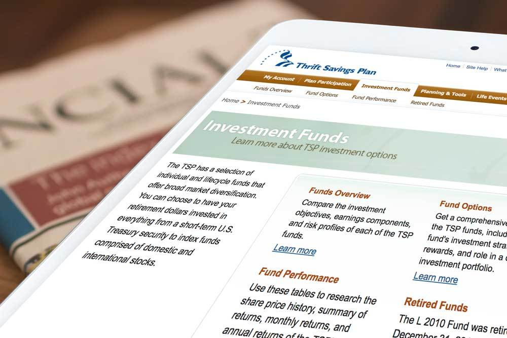 Additional Lifecycle funds coming to TSP next year | Federal