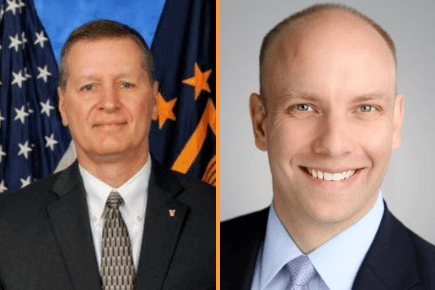 Bill James, Drew Myklegard, Department of Veterans Affairs