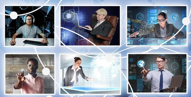 Polyplexus, DARPA, social media