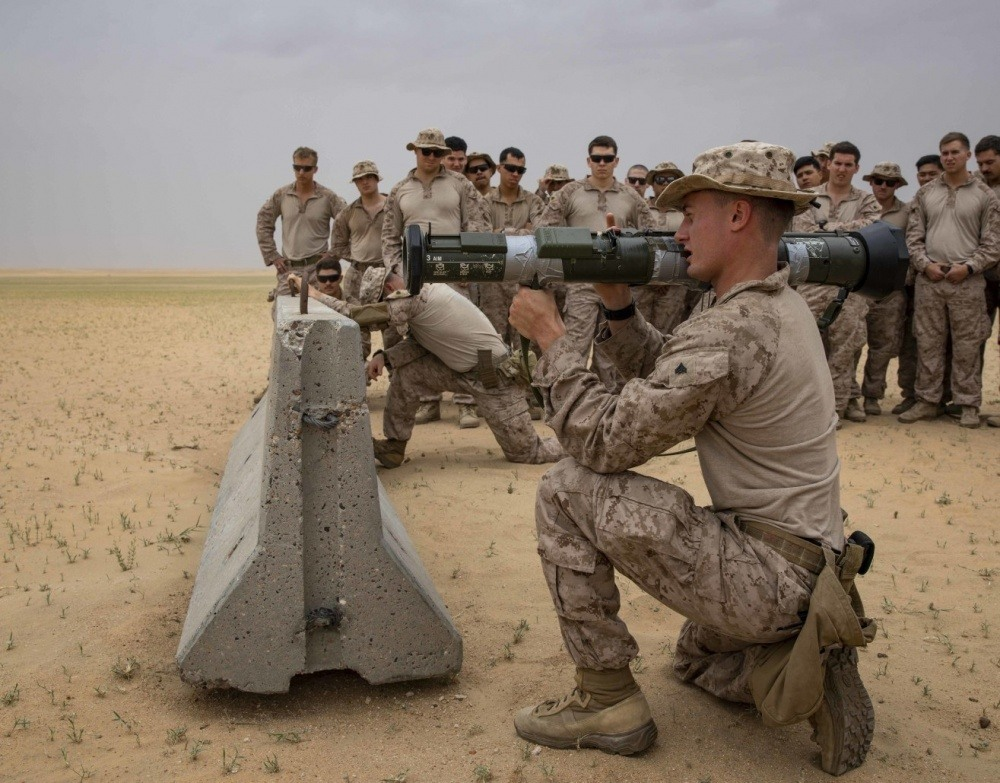 USMC Antiarmor Operations