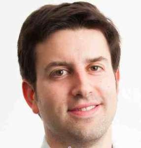 head shot of Jake Olcott