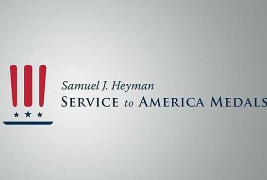 Samuel J. Heyman Service to America Medals