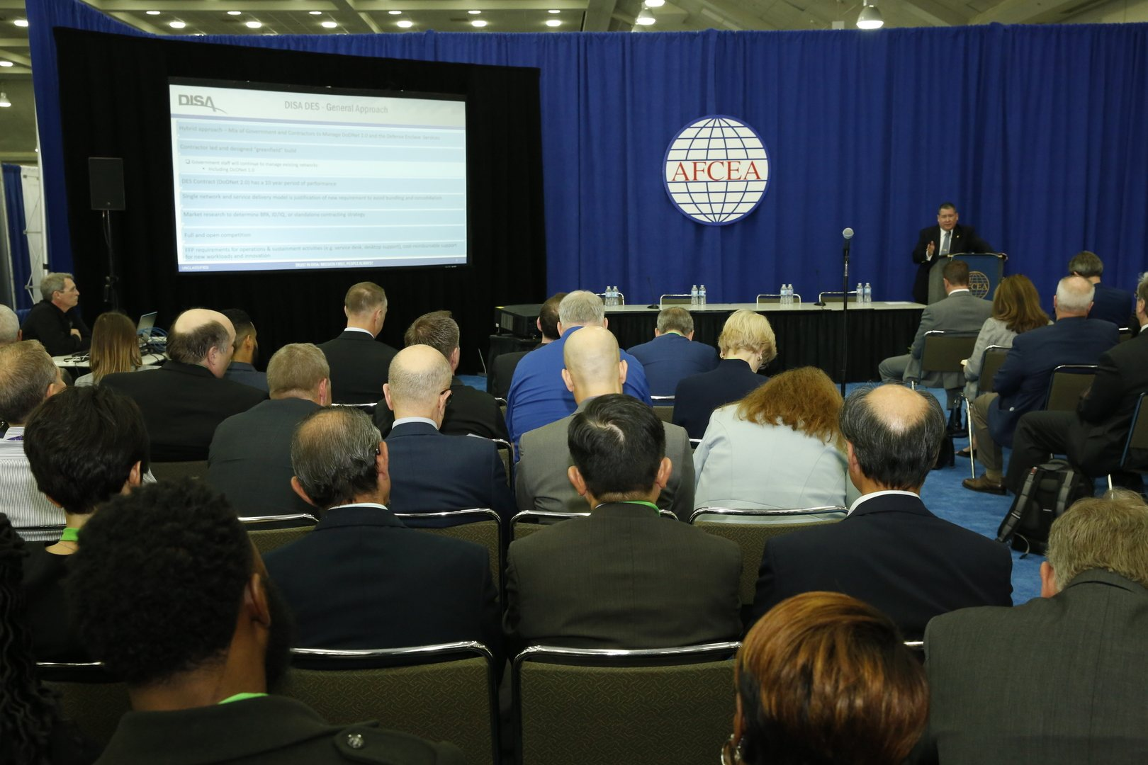 DISA eyes $170M in savings from Fourth Estate consolidation