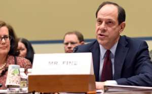 Glenn Fine, inspector general, Defense Department