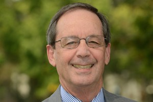 Bob Tobias, professor at the Key Executive Leadership program of American University