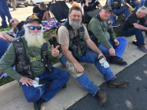 Rolling Thunder 2019, motorcycles, bikers