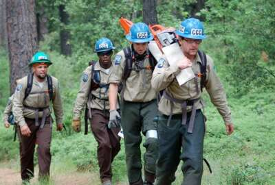 Job Corps Civilian Conservation Centers, Forest Service, USDA