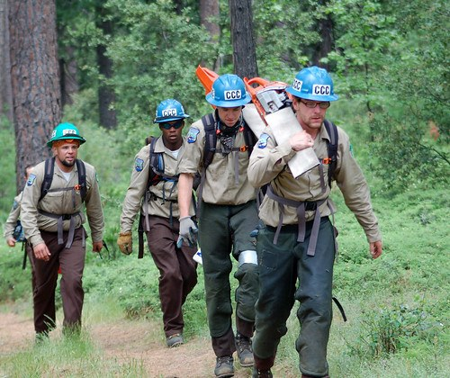 Job Corps Civilian Conservation Centers, Forest Service, USDA