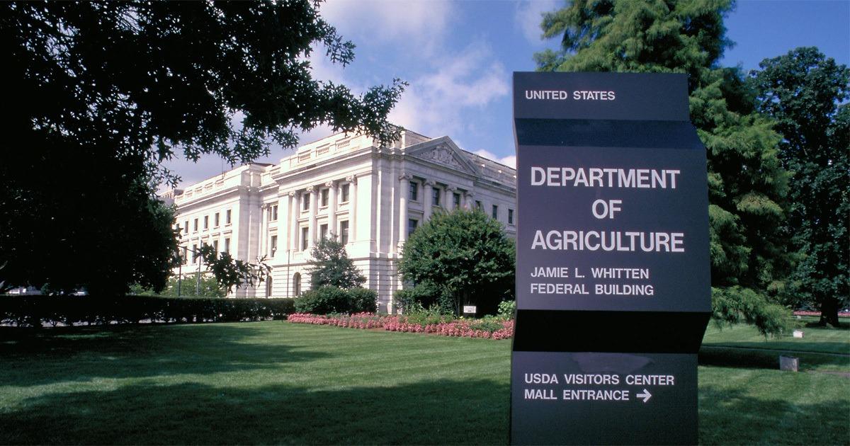 USDA relocation