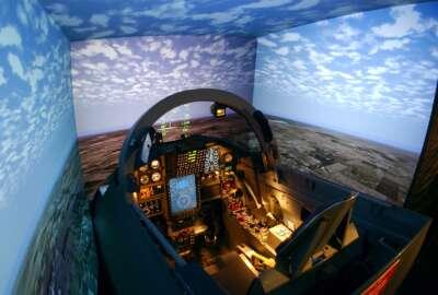 RANDOLPH AIR FORCE BASE, Texas -- The T-38C Talon trainer's