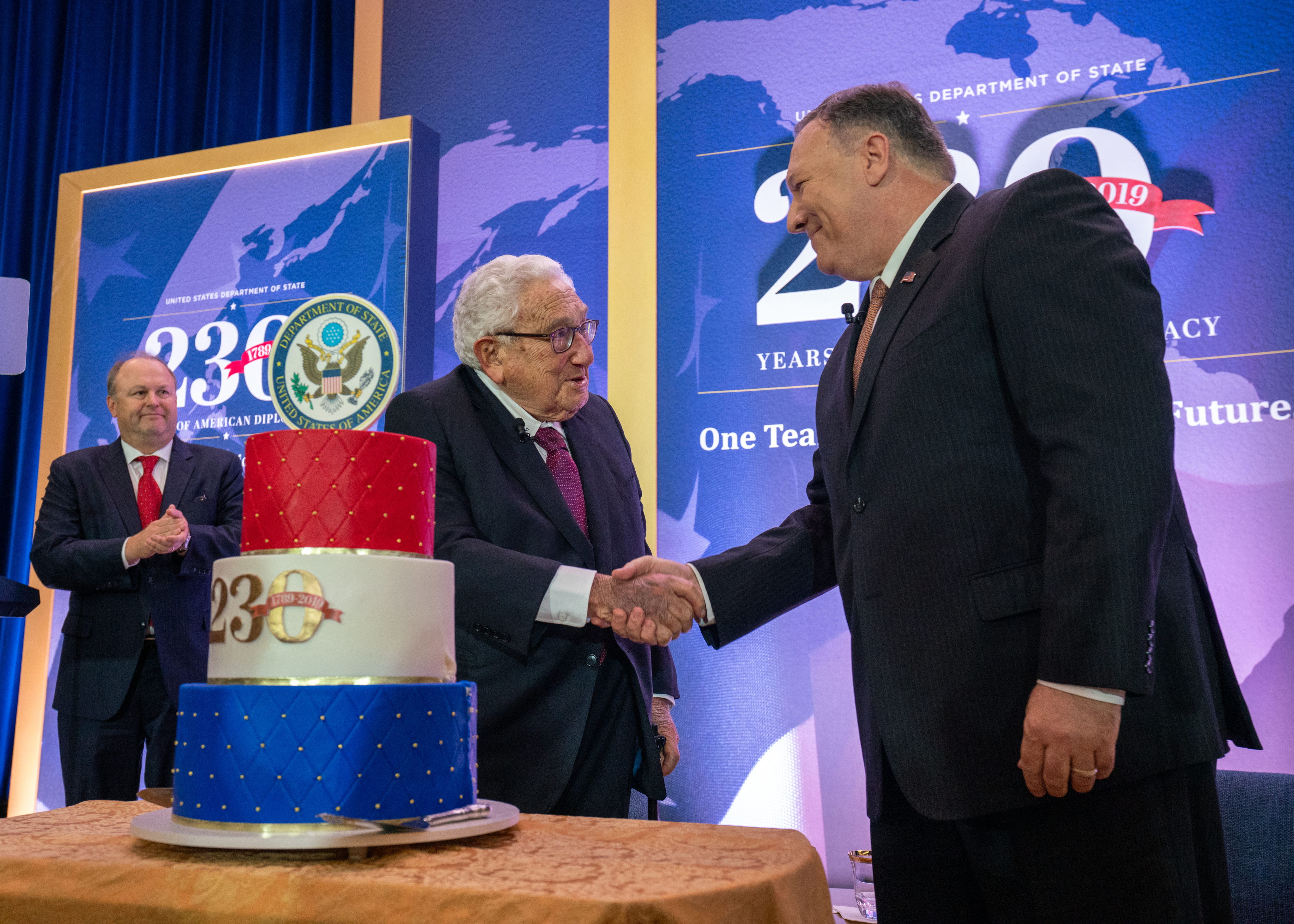 Pompeo rallies State Department workforce on 'professional ethos' as agency turns 230 | Federal News Network