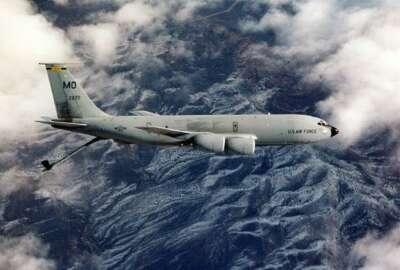 Air Force KC-135 Stratotanker