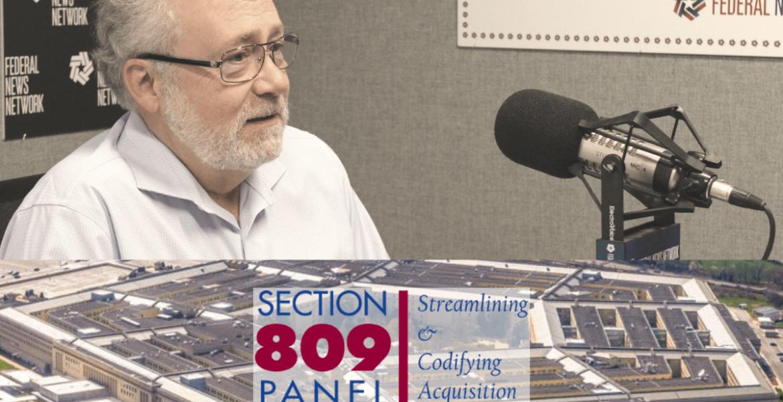 Dave Drabkin, Section 809 panel chairman