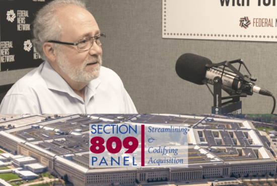Dave Drabkin, Section 809 panel chairman