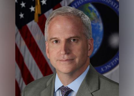 Robert Cardillo, former director of the National Geospatial-Intelligence Agency