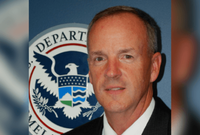 Ron Hewitt, Cybersecurity and Infrastructure Security Agency