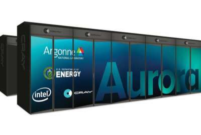 U.S. Department of Energy and Intel to deliver first exascale supercomputer, Aurora