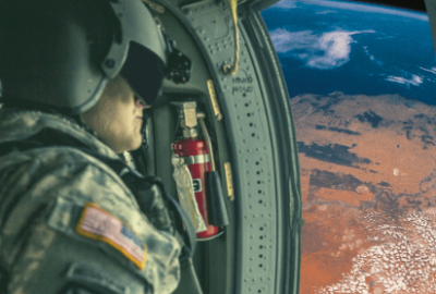 Space Force, Space National Guard, soldier
