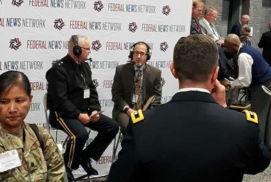 Paul Pardew, Tom Temin, Federal Drive, Army