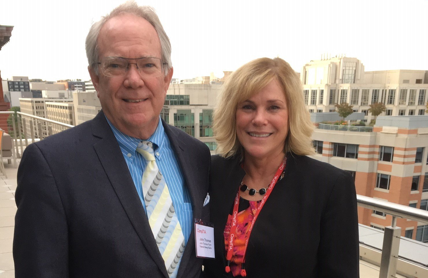 Eileen Cazarpoul, CIO, John Thomas Flynn
