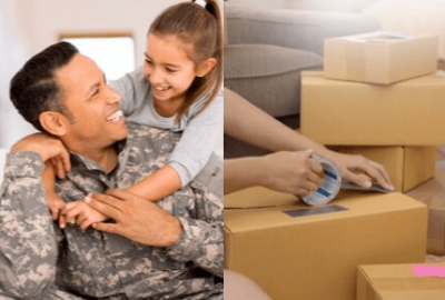 military, moving, boxes, TRANSCOM, defense