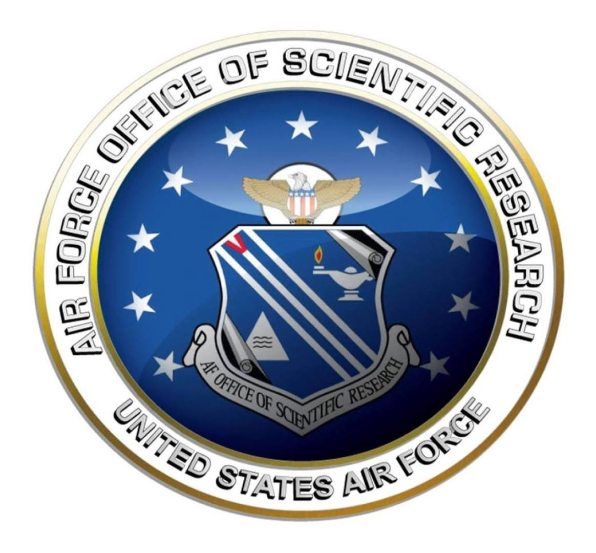 Air Force Office of Scientific Research, seal, logo