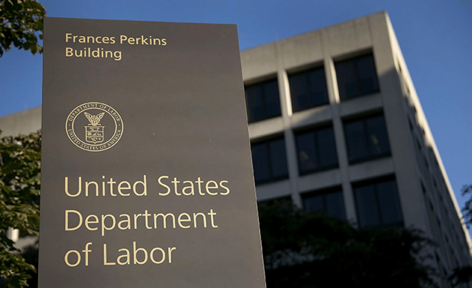 Labor Department building, Washington D.C., headquarters