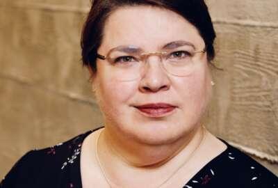 Head shot of Diana Volere