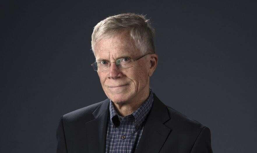 WASHINGTON, DC - JUNE 21: Author PAUL RICHTER, on June, 21, 2019 in Washington, DC. (Photo by Bill O'Leary/The Washington Post)