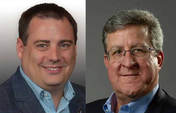 Jason Keirstead, chief architect at IBM Security Threat Management and Kent Landfield, chief standards and technology policy strategist at McAfee.