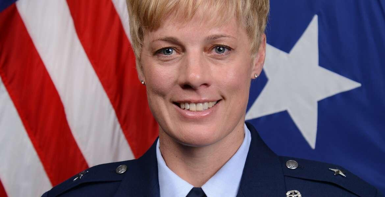 Kristin Goodwin, Air Force Academy