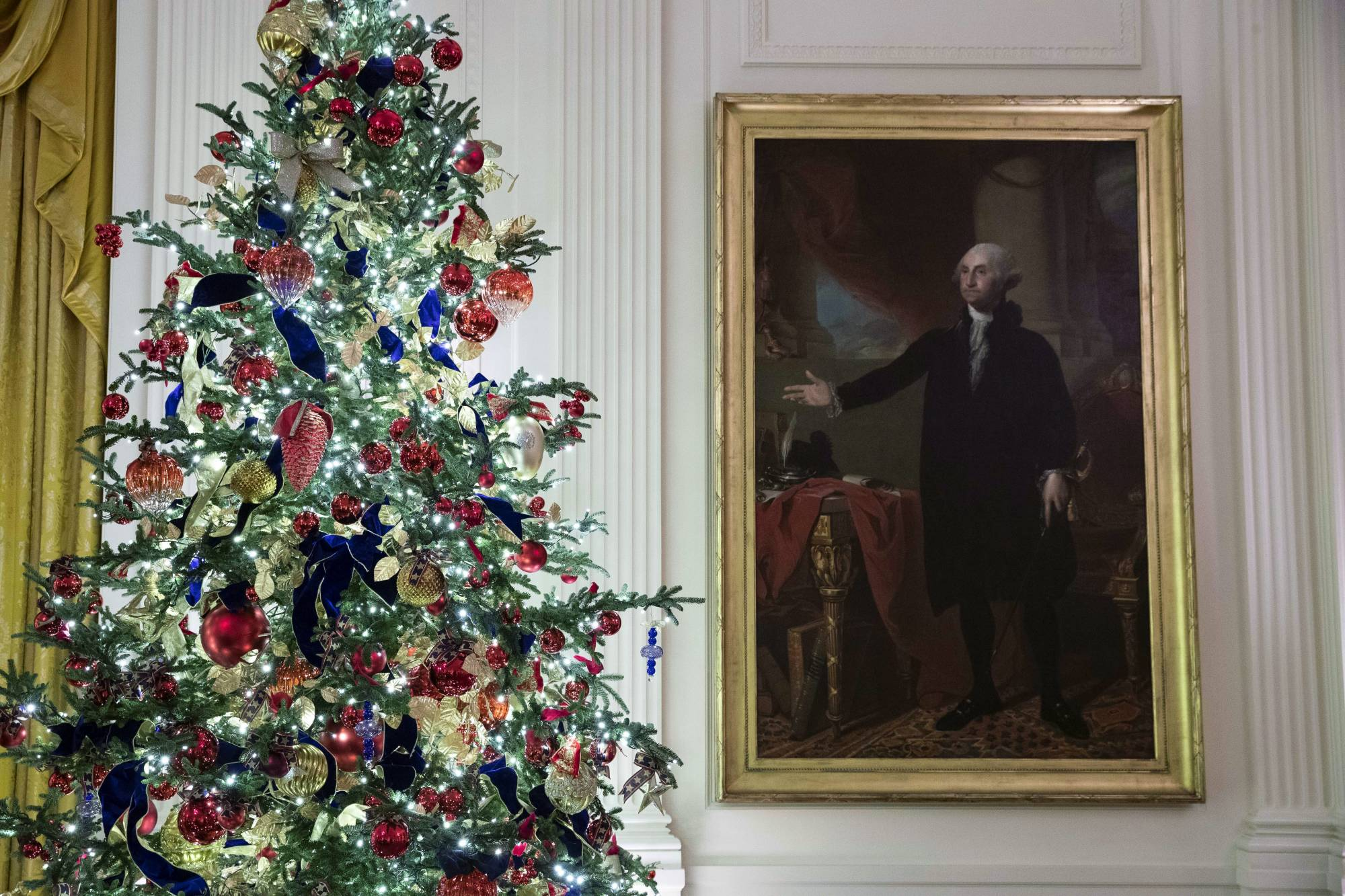 Christmas White House 2020 Yep Wow! A letter from the White House! | Federal News Network