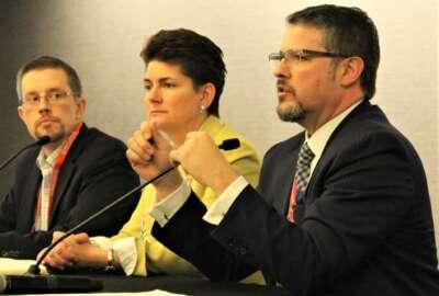 Bill Zielinski, Maria Roat, Brendan Johnson, Small Business Administration