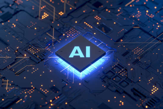 AI, Artificial Intelligence concept,3d rendering, conceptual image.