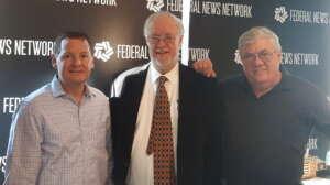 Group photo of Plexico, Lohfeld and Amtower
