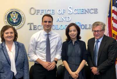 White House Office of Science and Technology Policy, Lynne Parker