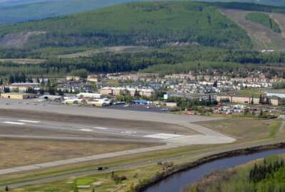 Fort Wainwright, Ft. Wainwright, military base, army, Alaska