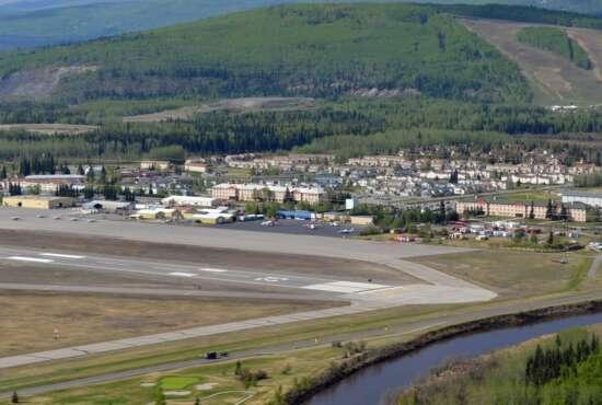 Fort Wainwright, Ft. Wainwright, military base, army, Alaska