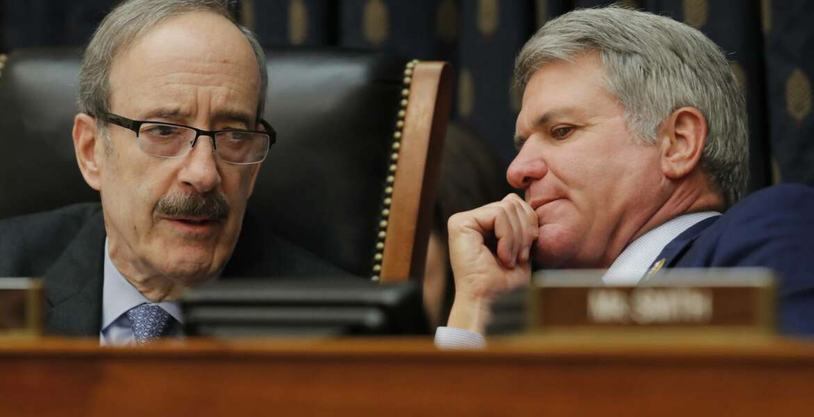 Eliot Engel, Michael McCaul
