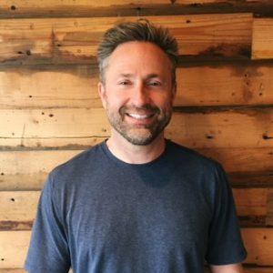 Head shot of Matt Coose