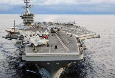 USS Roosevelt aircraft carrier, ship