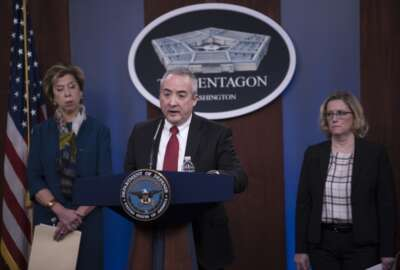 Director of Defense Pricing and Contracting Kim Herrington (DoD)