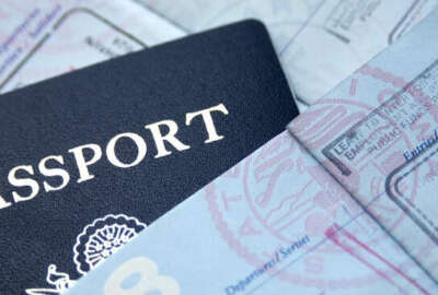 State Dept passport