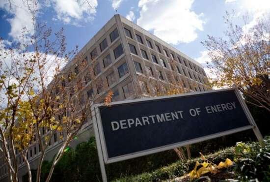 Energy Department Building, Washington, D.C.
