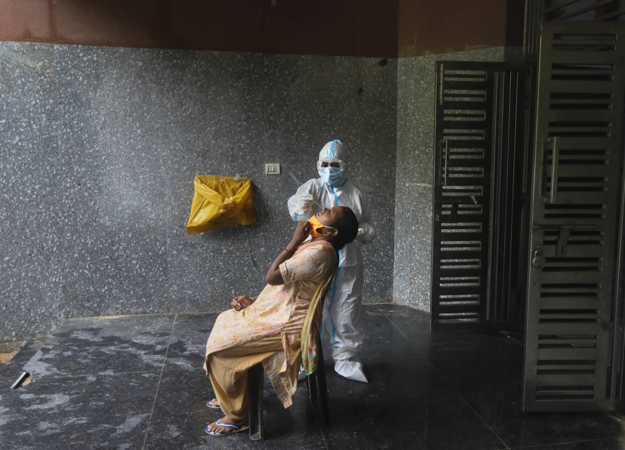 The Latest S Korea Orders Nationwide Pandemic Restrictions Federal News Network