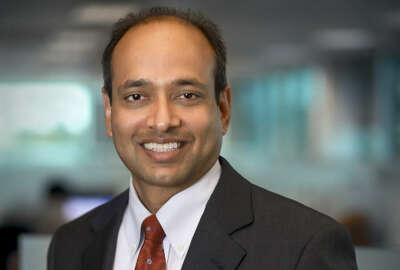 Head shot of Vaidyanathan