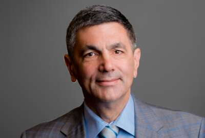 Head shot of Phil Carrai