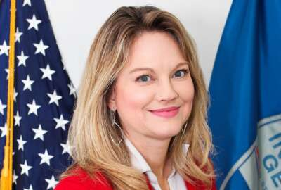 Tammy L. Whitcomb, Inspector General at the United States Postal Service